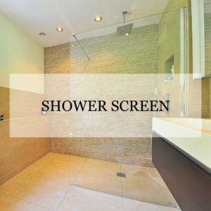 shower screen