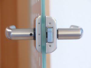 Glass sliding/ swing door