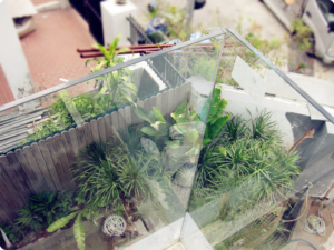 Glass Balcony Parapet