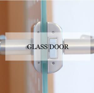 Glass Door & Accessories