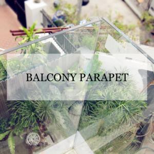 Balcony Parapet